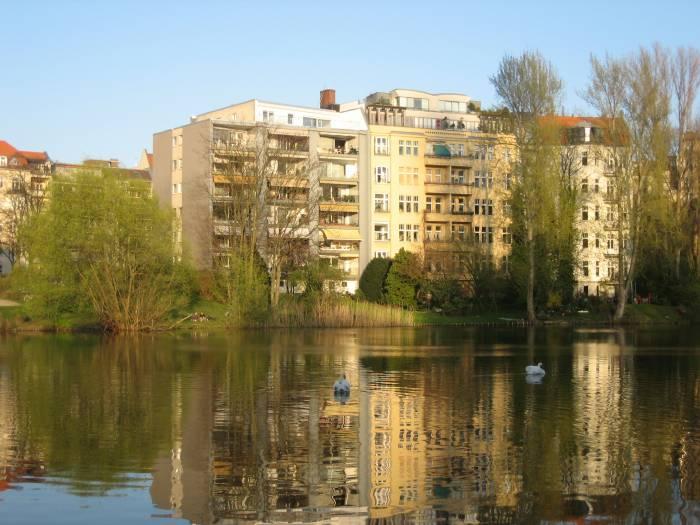 Kuno Fischer Strasse Berlin Charlottenburg Lietzensee