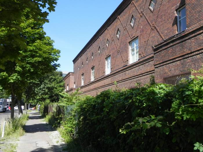 Bauhaus Schöneberg magirusstraße berlin schöneberg alboinplatz bauhaus tüv