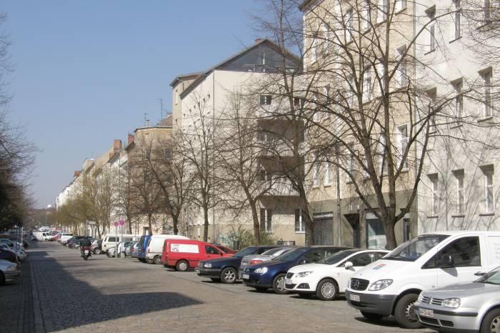 Strelitzer Strasse Berlin Mitte Gedenkstatte Berliner Mauer Kapelle Der Versohnung Strasse Platz