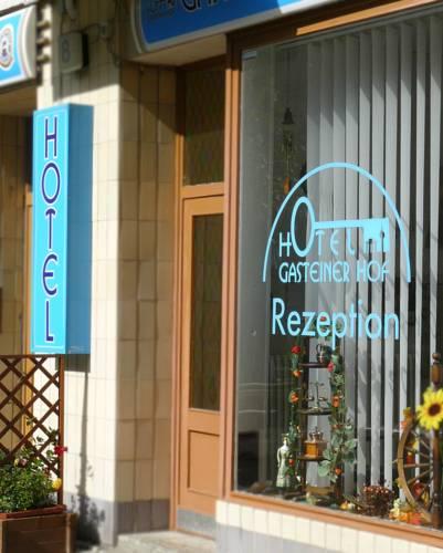 Hotel Gasteiner Hof Gasteiner Str 8 10717 Berlin Hotel