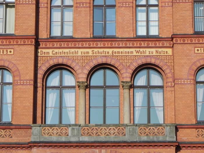Evangelisches Krankenhaus Königin Elisabeth Herzberge Kunstcampus