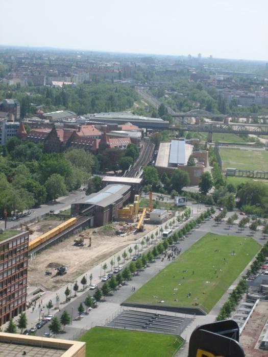 fläche tiergarten berlin