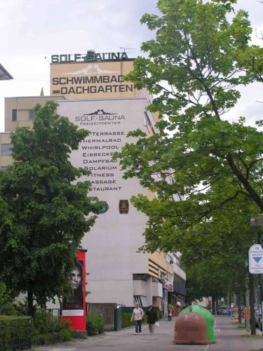 Apartment Fancy Bundesallee 187 10717 Berlin Hostel Pension