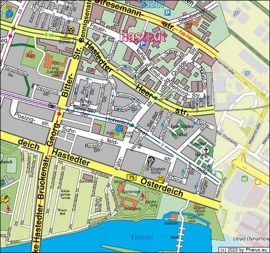 28207 Bremen (Stadt) - Hastedt